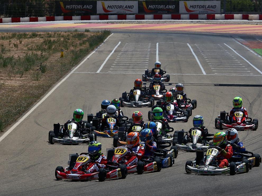 Trofeo Motorland de Karting