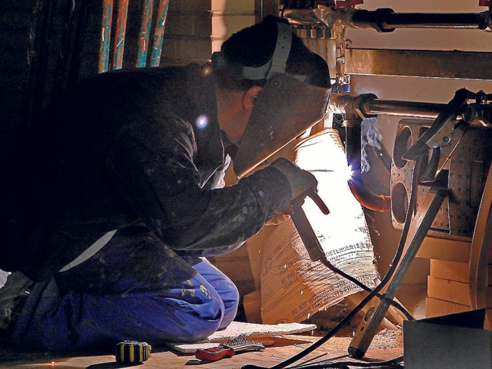 La construcción centra el 5,4% del mercado laboral de la provincia, según la EPA