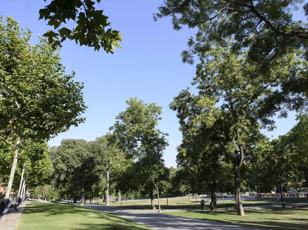 El parque Bruil albergará la carpa de la FABZ durante las Fiestas del Pilar