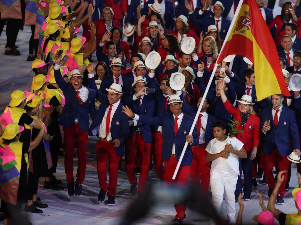 Los deportistas españoles han obtenido 17 medallas en los Juegos de Río.