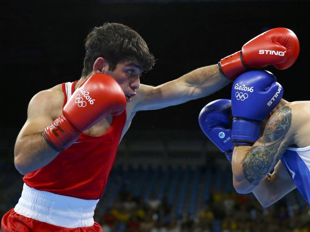 El púgil Samuel Carmona logra la primera victoria española en Río