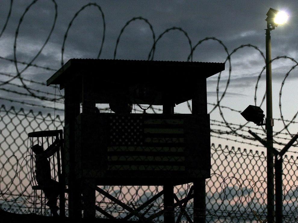 Prisión de Guantánamo.