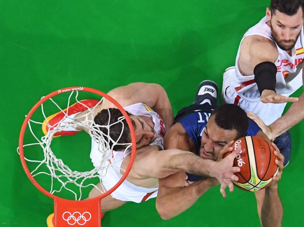 España - Francia  en los Juegos de Río