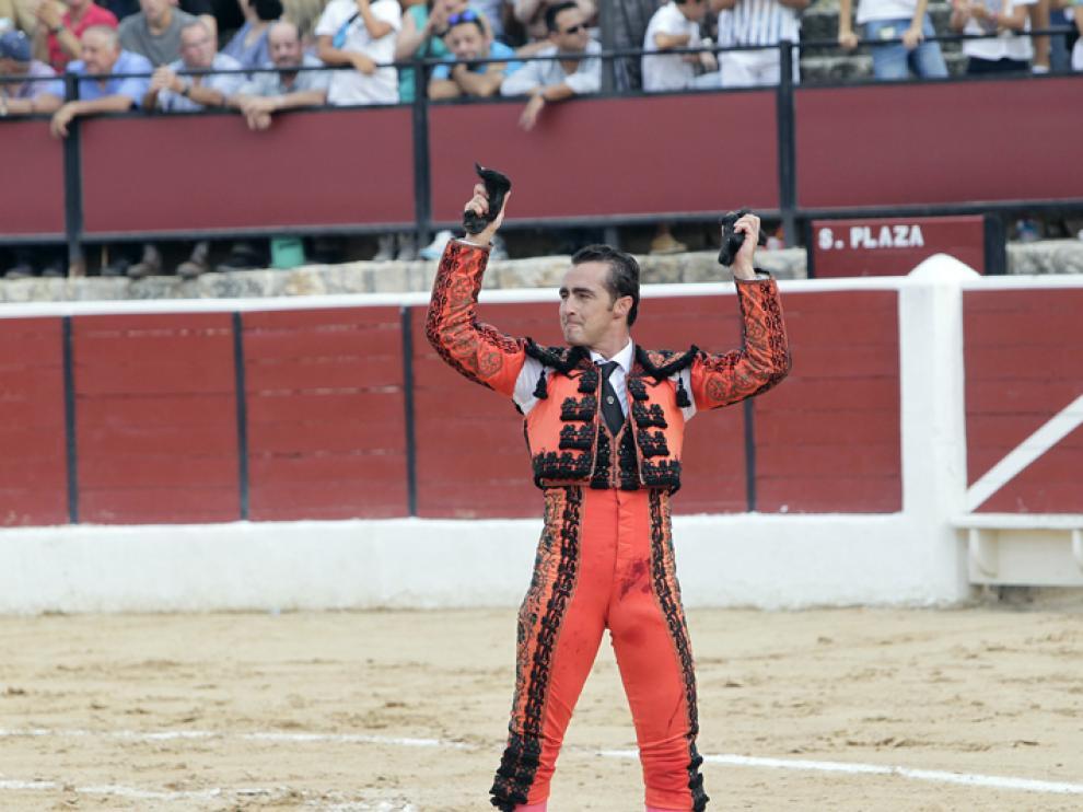 El Fandi será una de las estrellas de la Feria de Teruel.