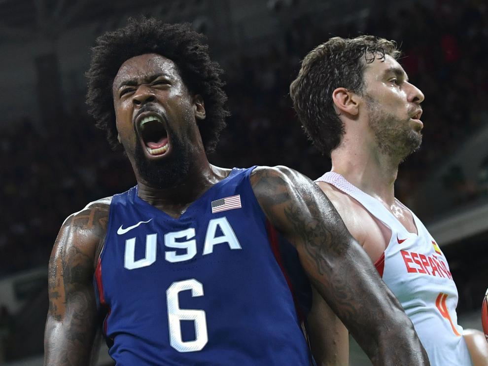 El partido entre España y Estados Unidos de baloncesto masculino fue la emisión más vista.