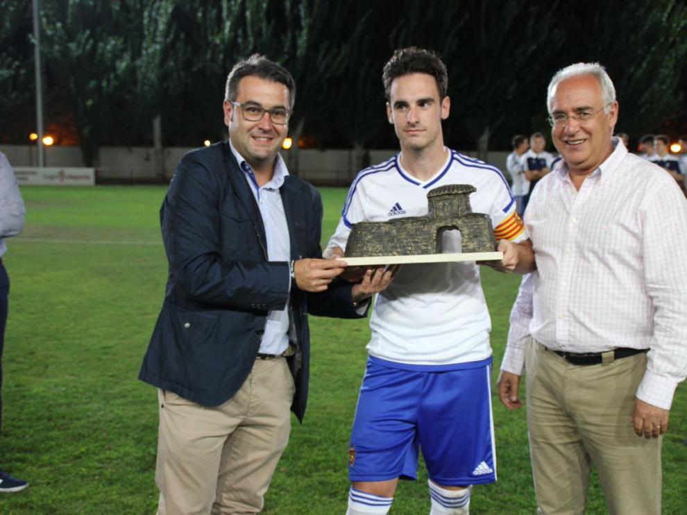 El Zaragoza gana el torneo juvenil Ciudad de Logroño.