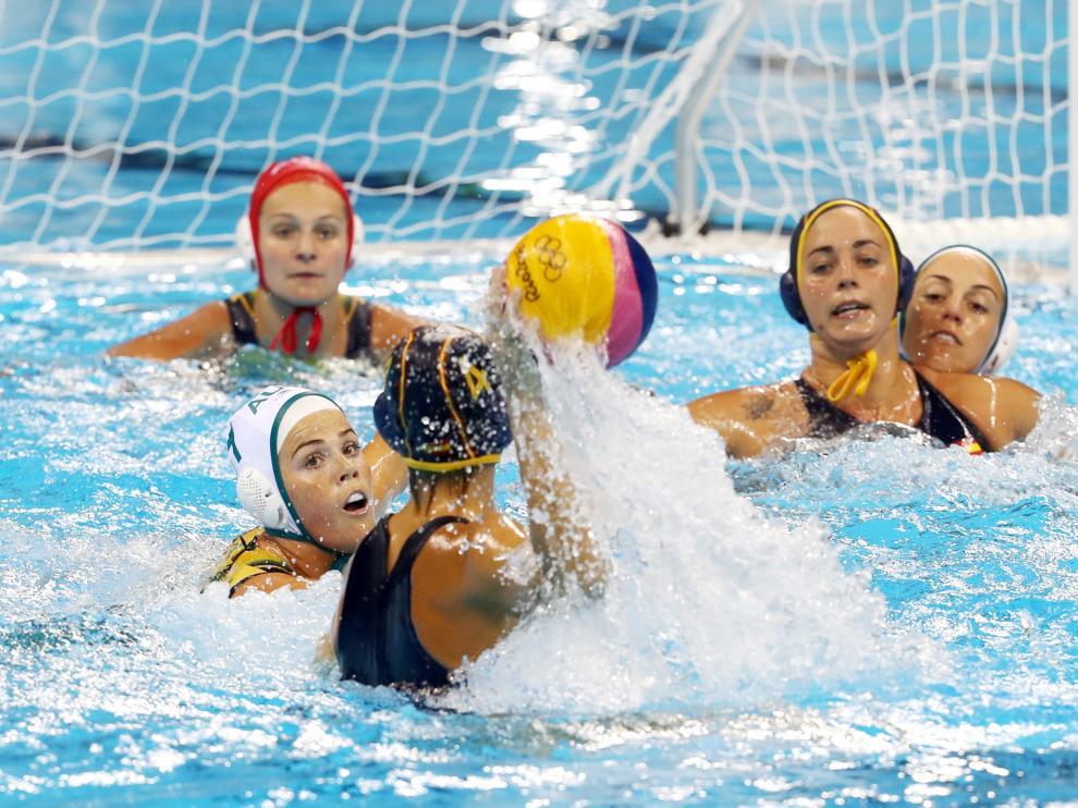 España finaliza quinta tras derrotar a Australia por 10 a 12