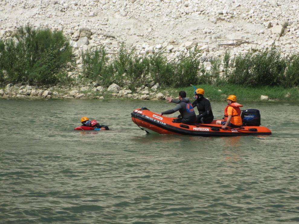 Red de Voluntarios de Emergencias de Aragón