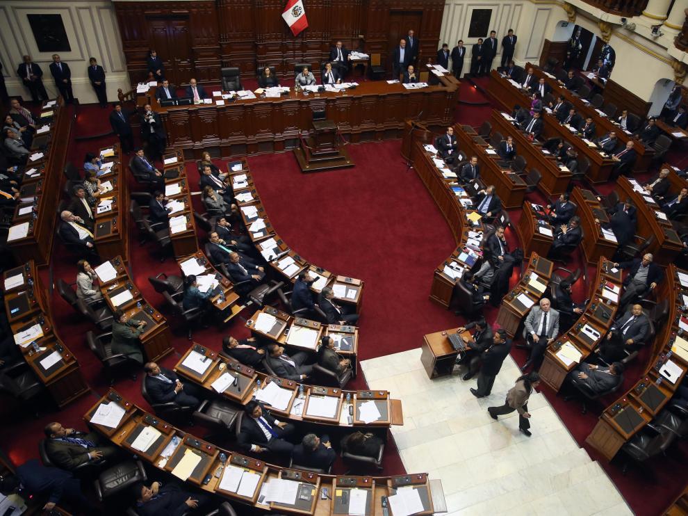 El proyecto de ley ha sido presentado ante el Congreso de Perú por la legisladora fujimorista Tamar Arimborgo.