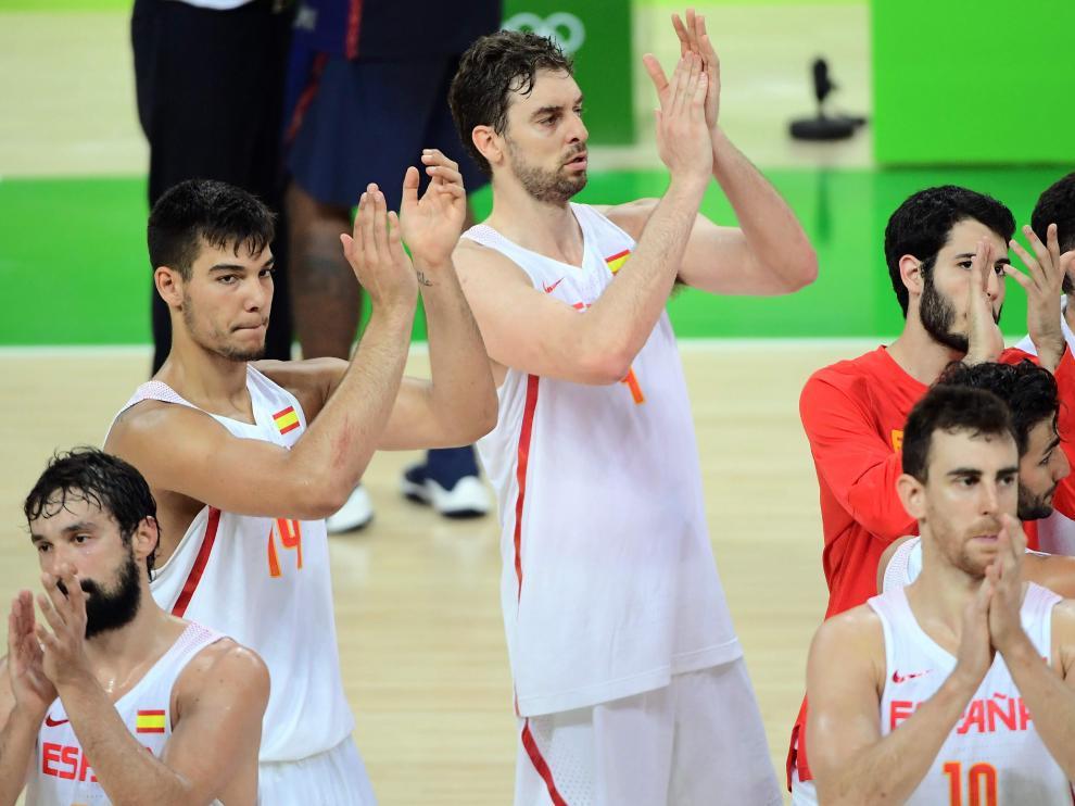 España quiere conseguir el bronce ante Australia.