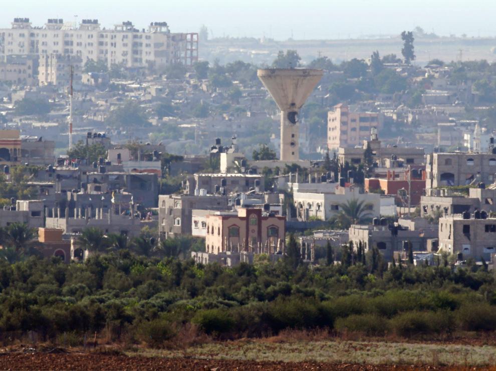 Daños causados por la ofensiva israelí en Gaza