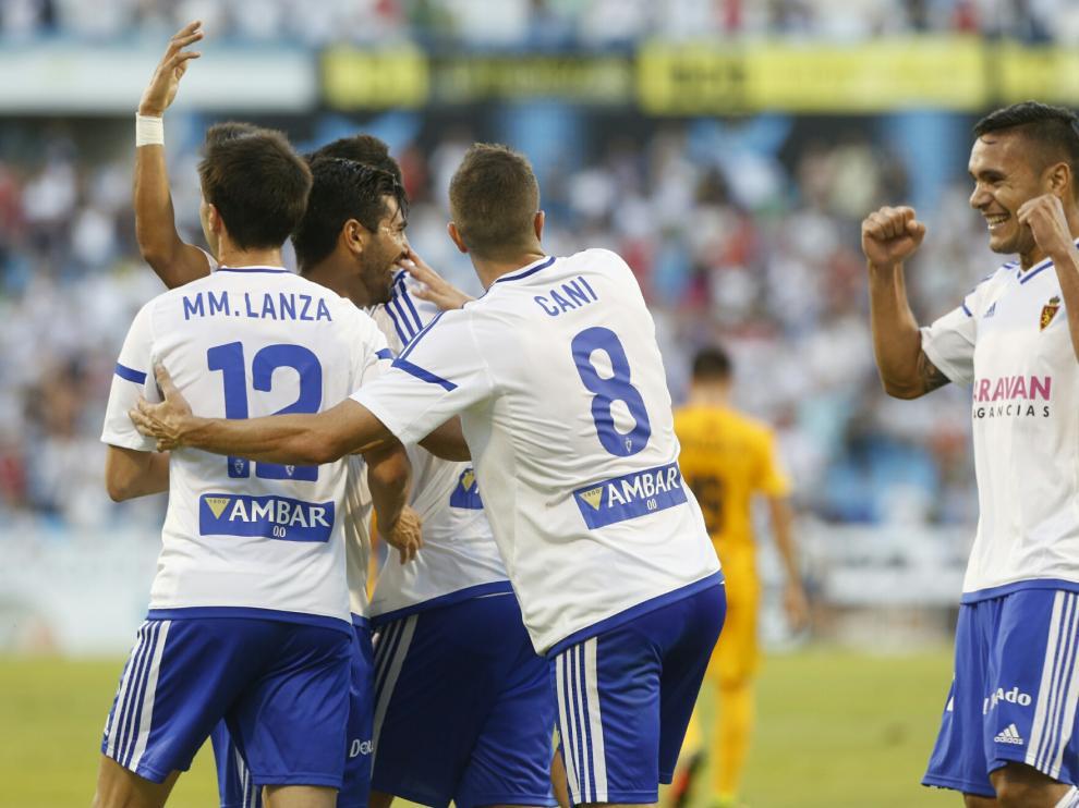 Real Zaragoza - UCAM Murcia