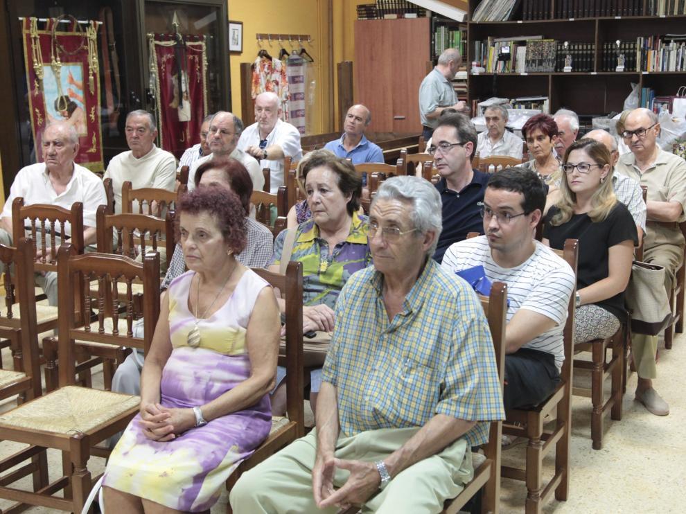 Asociación de Vecinos del Barrio de San Lorenzo, Huesca