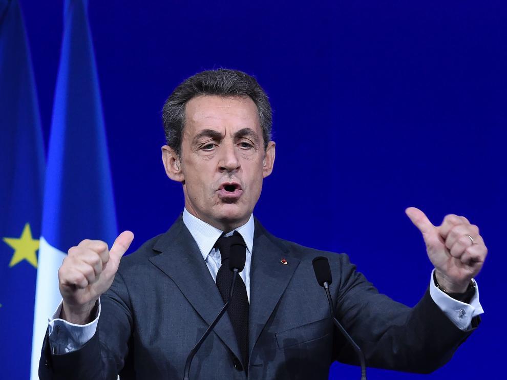 Imagen de archivo de Nicolas Sarkozy