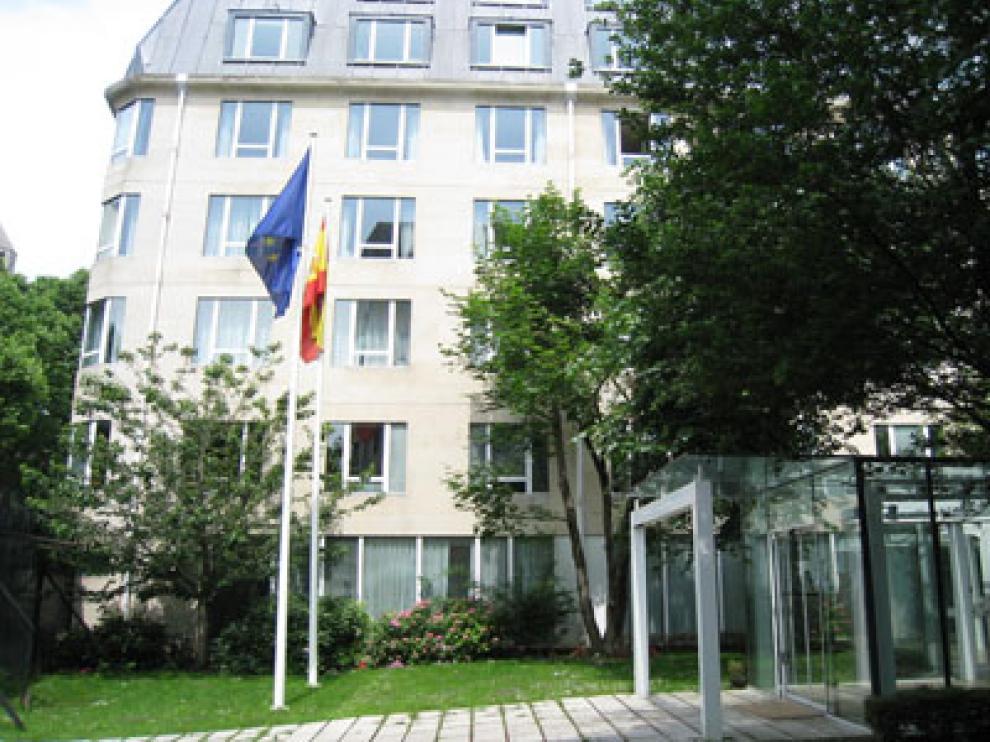 Embajada de España en París