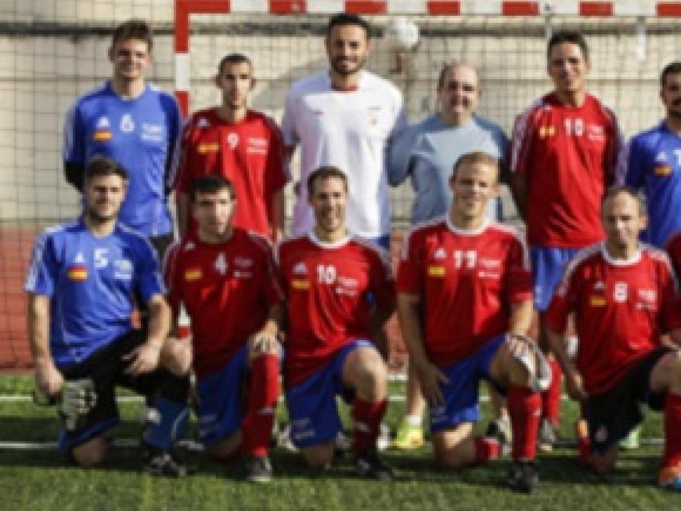 España competirá en fútbol de ciegos tras la exclusión de Rusia