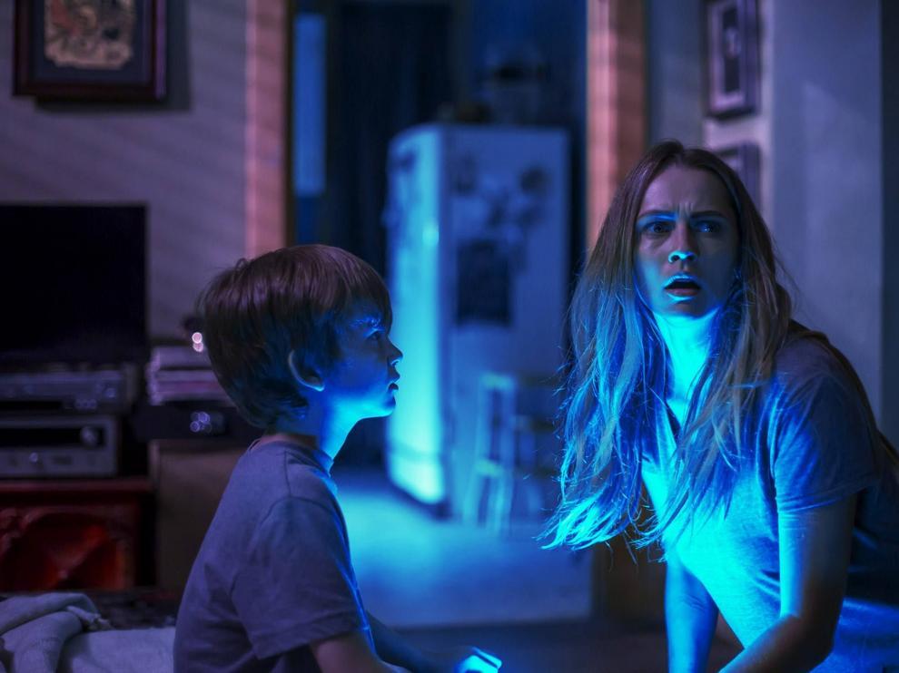 Fotograma de la película de terror