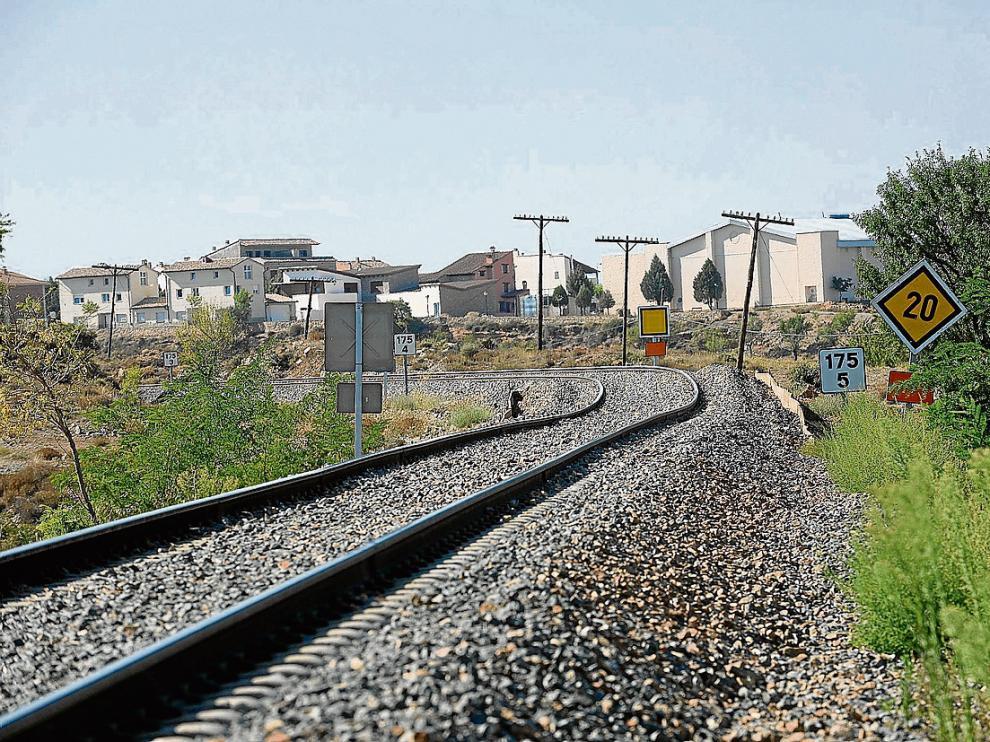 La limitación de velocidad a 20 kilómetros por hora en Sarrión –en la foto– desaparecerá.