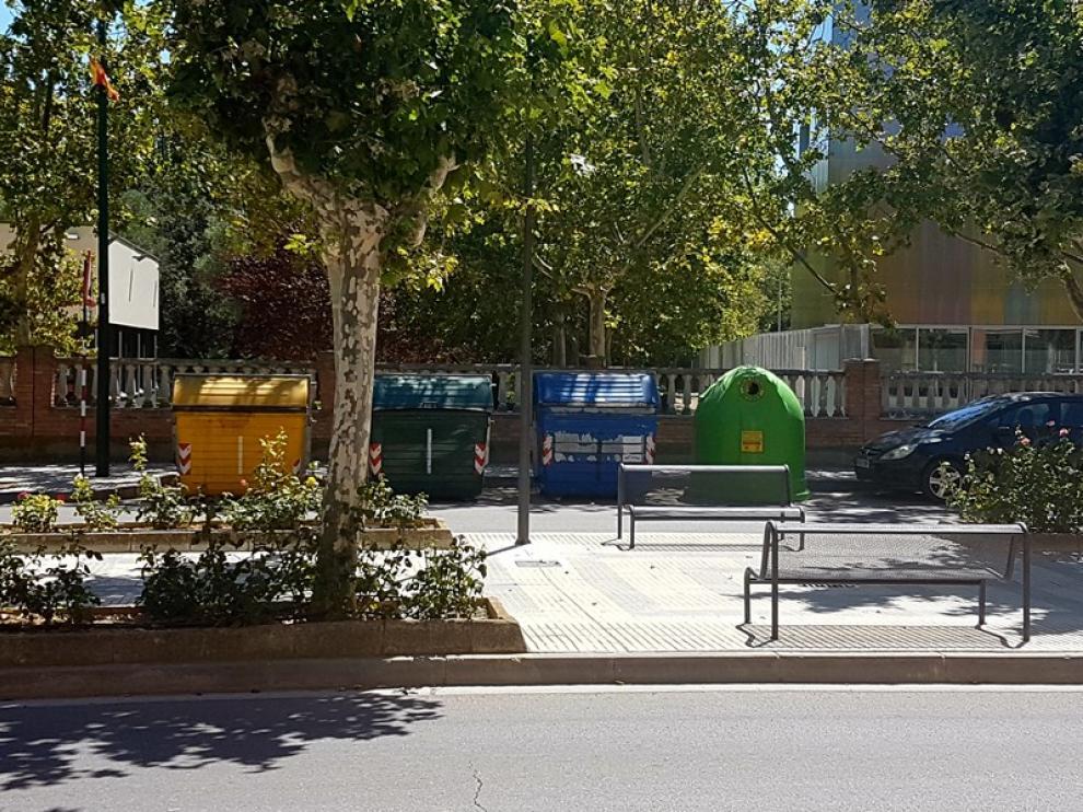 El soterramiento de contenedores se lleva a cabo para mejorar el entorno urbano.
