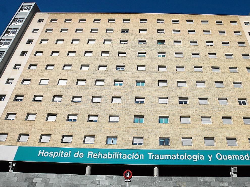 La zona de Traumatología centralizará los servicios quirúrgicos.