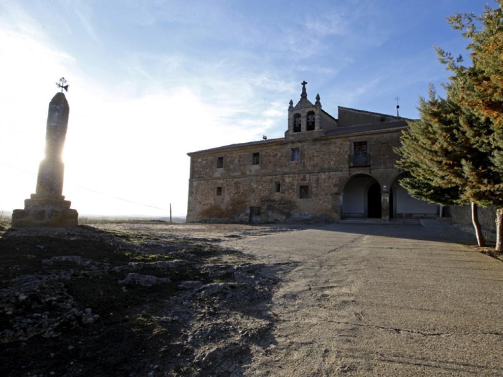 Ermita Virgen de la Fuente de Gómara