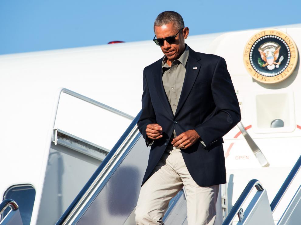 Barak Obama, presidente de los Estados Unidos