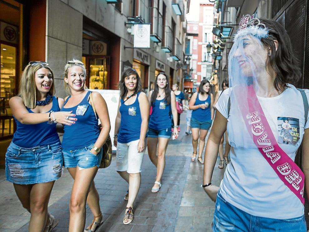 Fin de semana en Zaragoza de una cuadrilla de Castellón