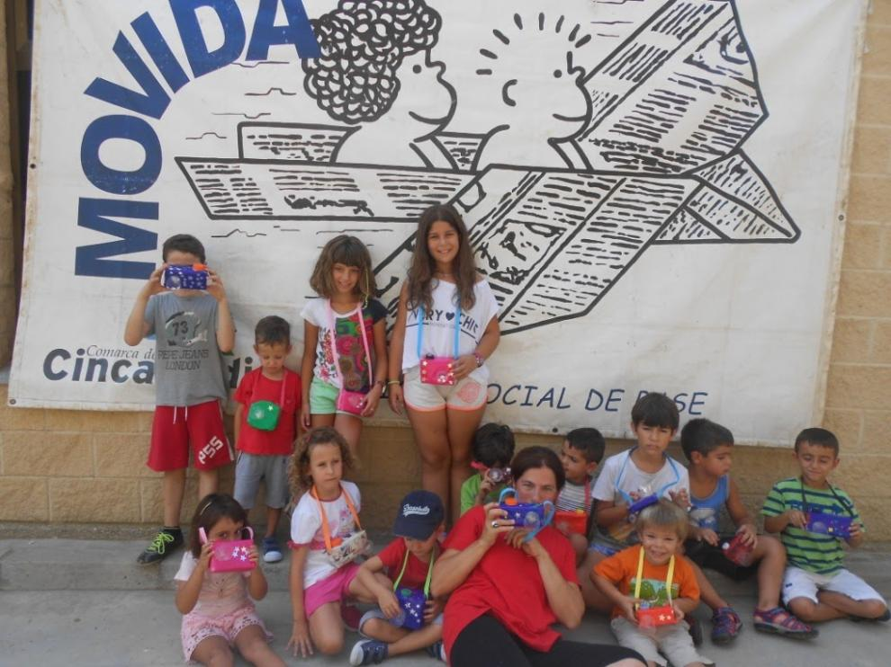 Estiche de Cinca es una de las localidades por las que ha pasado 'La Movida'.