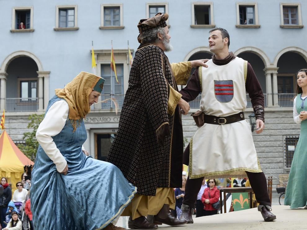 Episodios centrados en la figura de Diego de Marcilla. En la Partida de Diego, el protagonista masculino de la obra cobra un especial protagonismo.