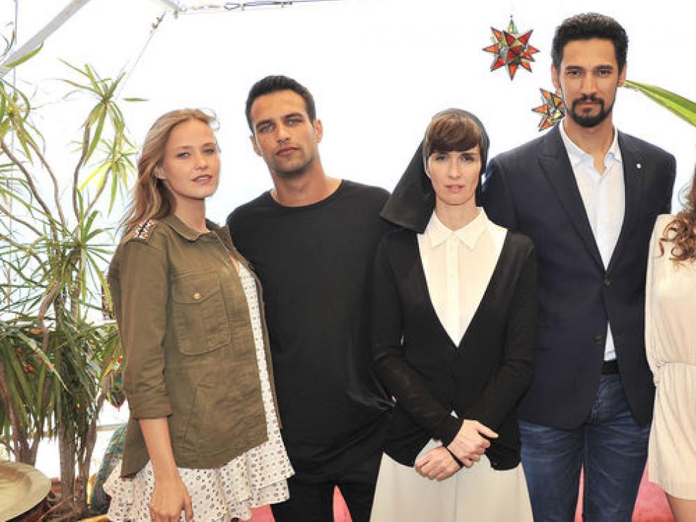 Paz Vega vuelva a España en una nueva serie de Telecinco