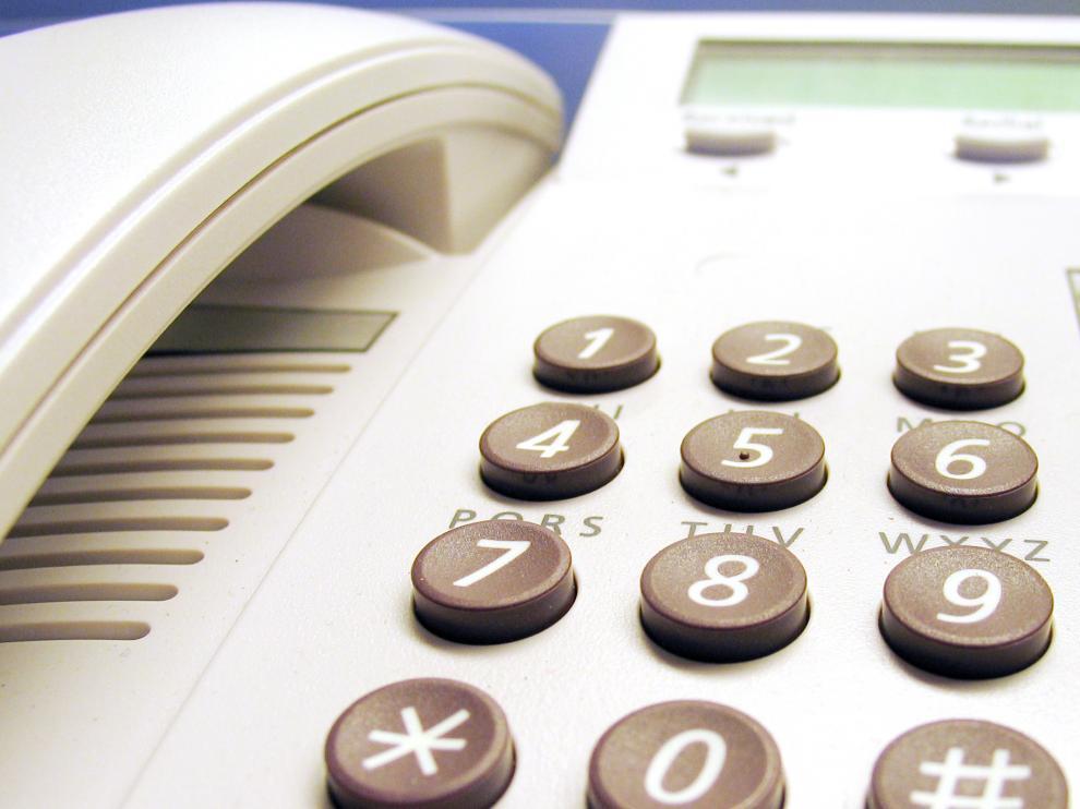 ¿Cuándo se necesitarán nuevos prefijos telefónicos en Aragón?