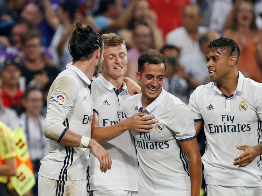 Victoria por la mínima del Real Madrid ante el Celta