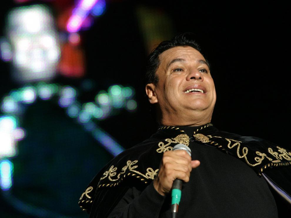 Juan Gabriel en una imagen de archivo.