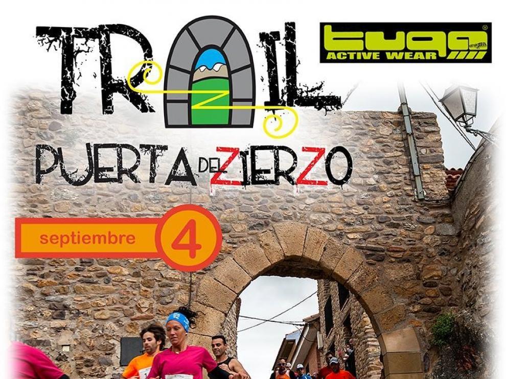 El primer trail Puerta del Zierzo se disputará el 4 de septiembre en Añón de Moncayo.