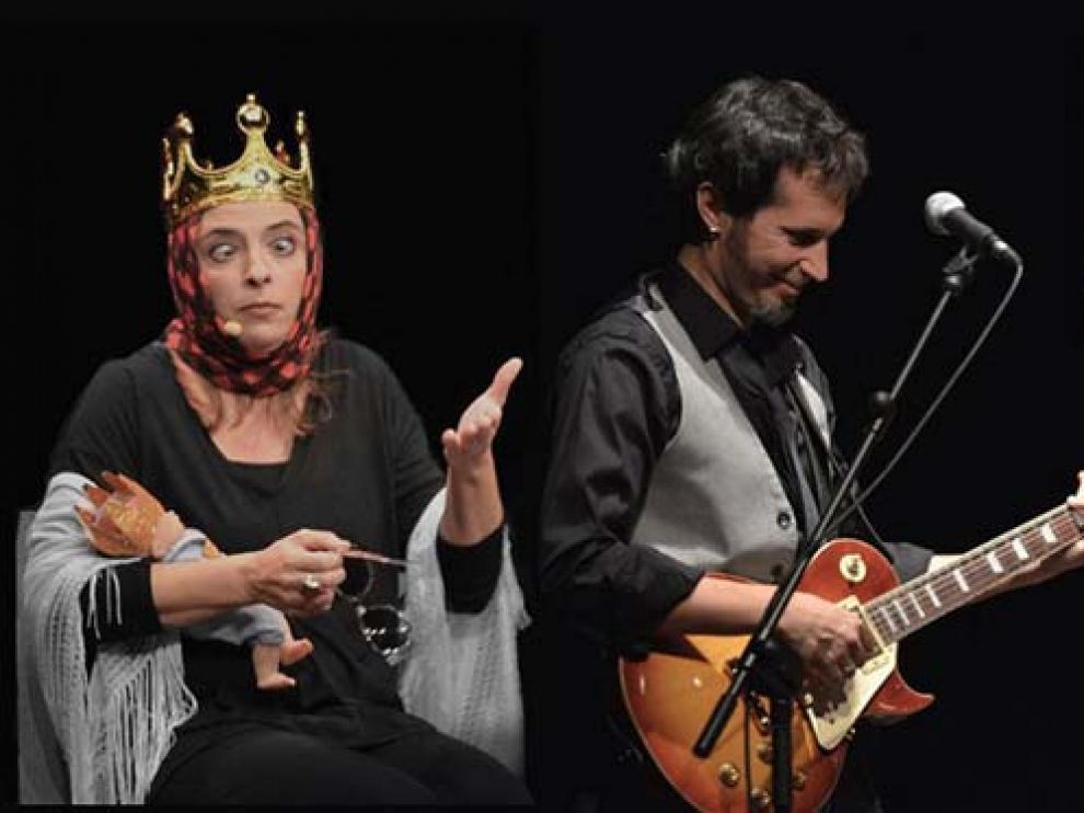 Marisol Aznar, Jorge Asín y David Angulo regresan a las Fiestas del Pilar con su espectáculo 'Seres y estares que te encuentras pa' Pilares'.
