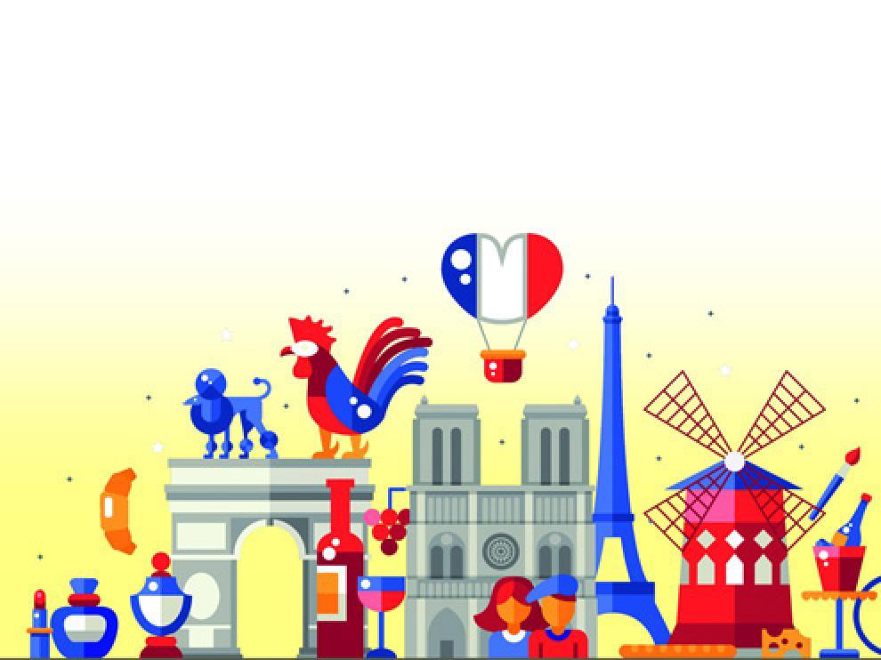 En la actualidad, más de 270 millones de personas procedentes de los cinco continentes hablan francés.