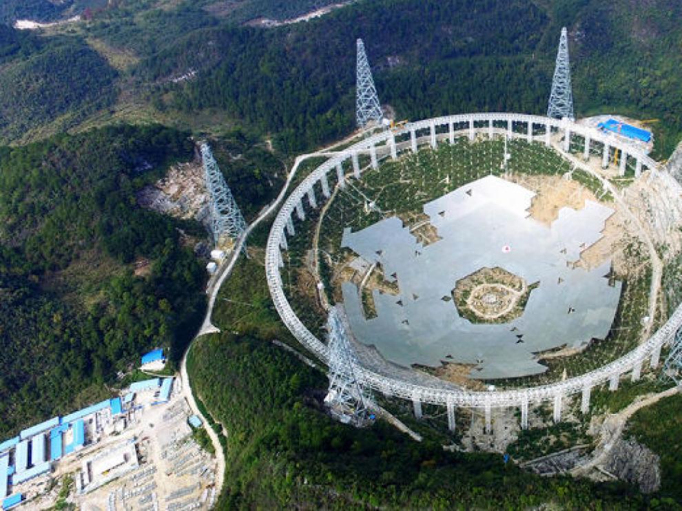 El radiotelescopio ruso Ratan-600, el más potente del mundo, ha captado la misteriosa señal.