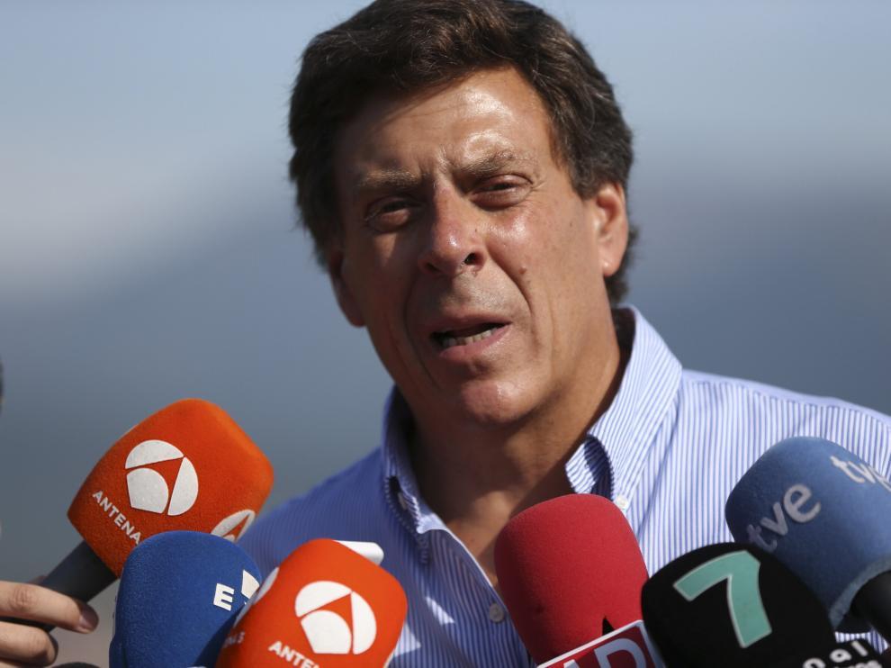 Juan Carlos Quer, padre de la desaparecida Diana