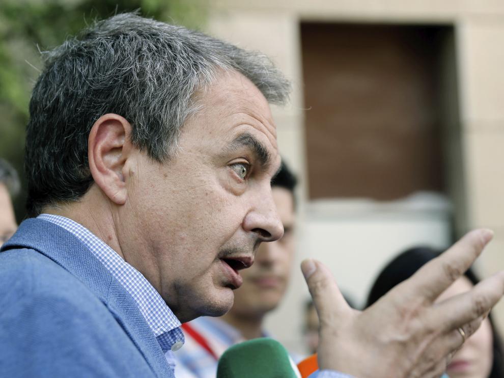 Zapatero será el encargado de la mesa de Paz, Respeto al Estado de Derecho y a la Soberanía Nacional.