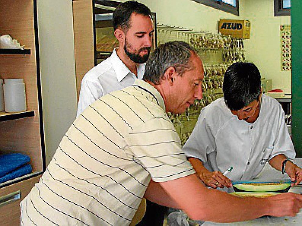 Análisis de laboratorio del melón de Torres obtenido en los primero ensayos.
