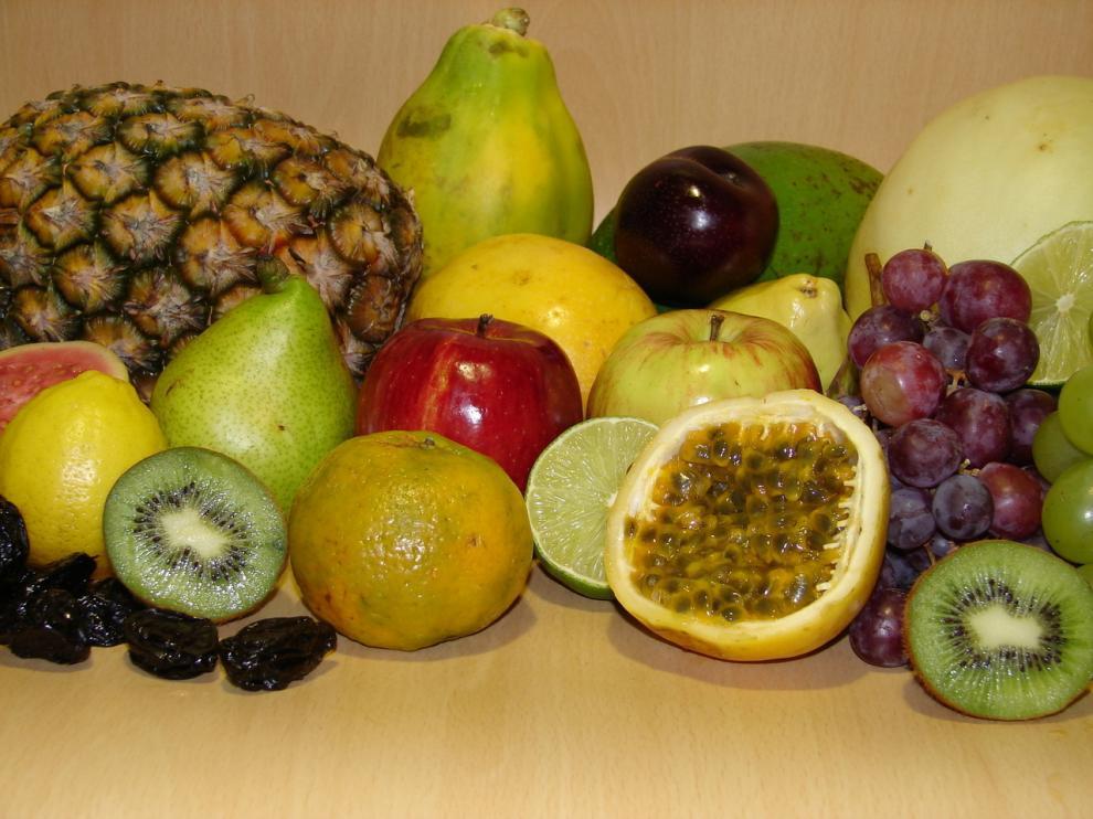 Las frutas deben ser imprescindibles en nuestra alimentación.
