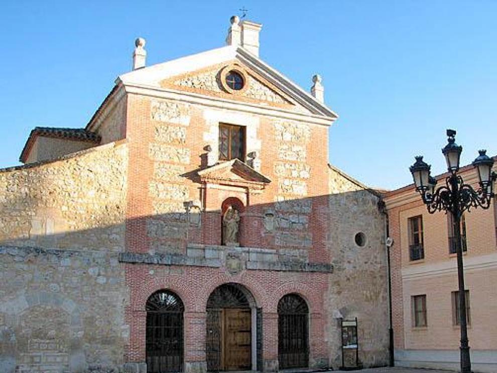 El convento del Carmen en El Burgo de Osma