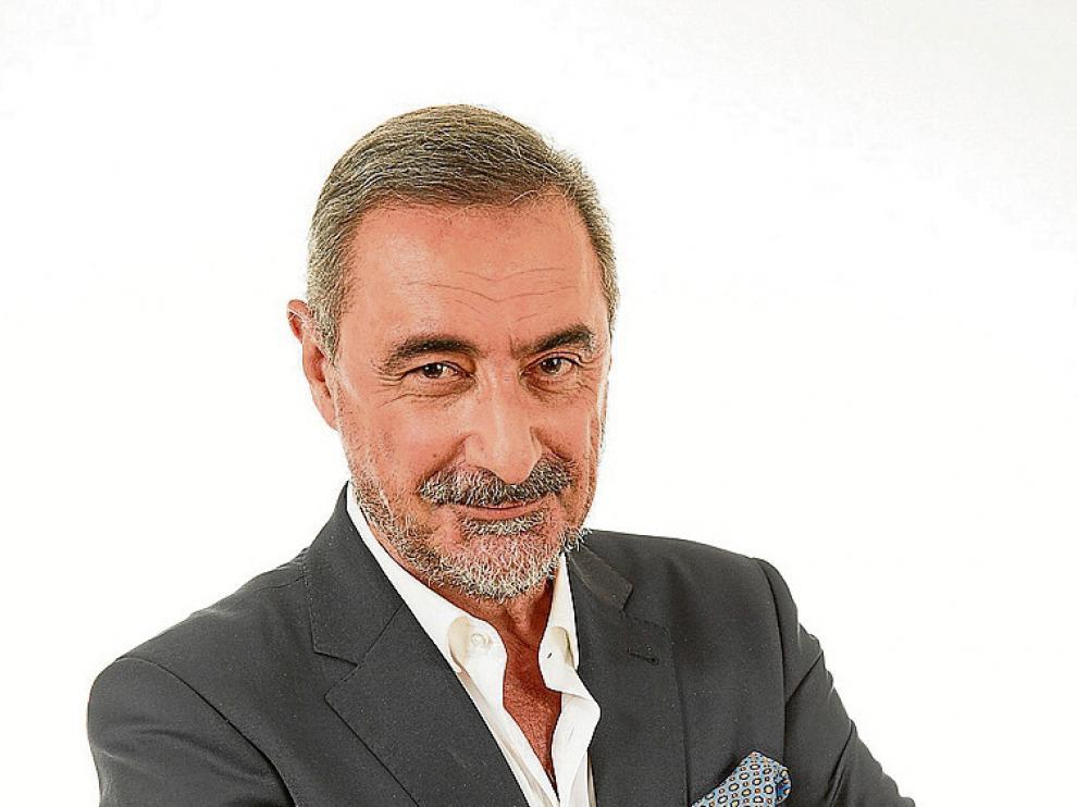 Carlos Herrera, Premio Antonio Mompeón Motos de Periodismo.