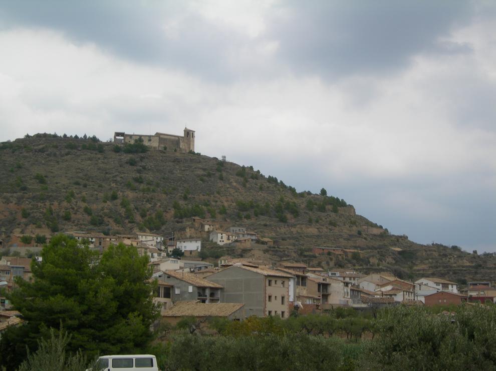 Vista general de Salas Altas