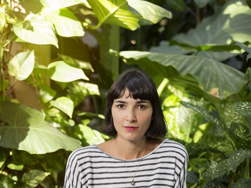 Isabel Peña, fotografiada en Madrid, donde reside.