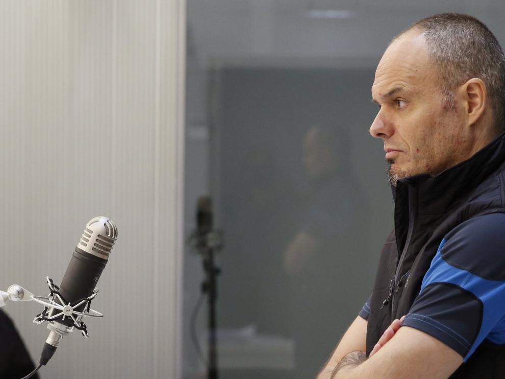 El exjefe del aparato militar de ETA Mikel Karikoitz Carrera Sarobe.