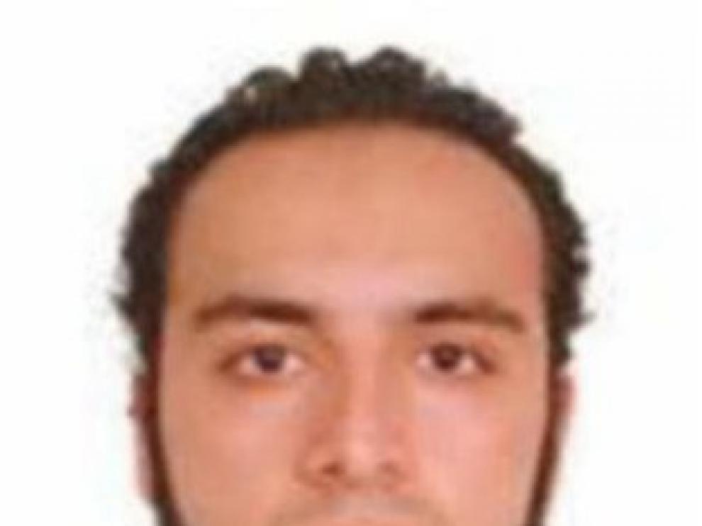 Ahmad Jan Rahami, sospechoso de la explosión de Manhattan.