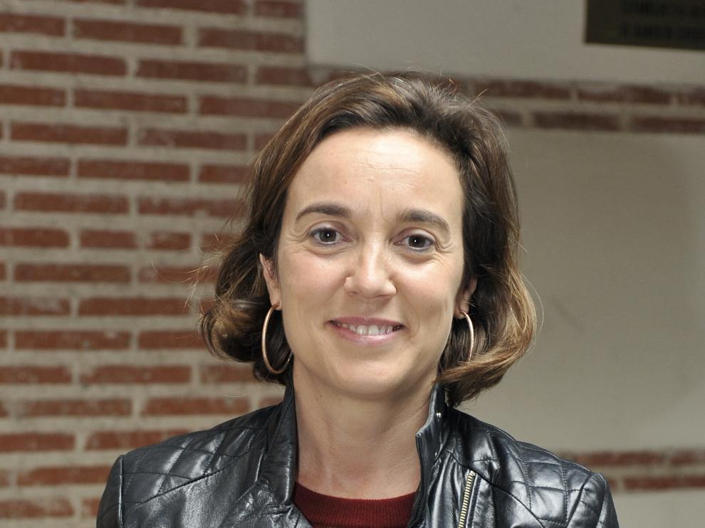 Cuca Gamarra, Alcaldesa de Logroño.