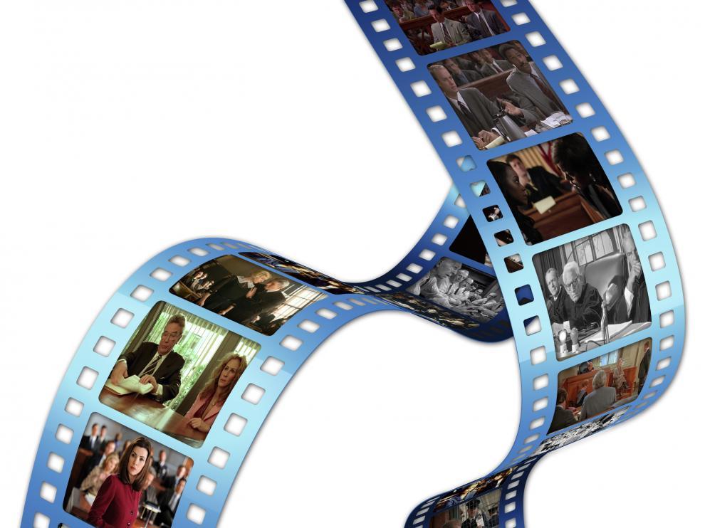 Estamos acostumbrados a ver el derecho a través del cine.