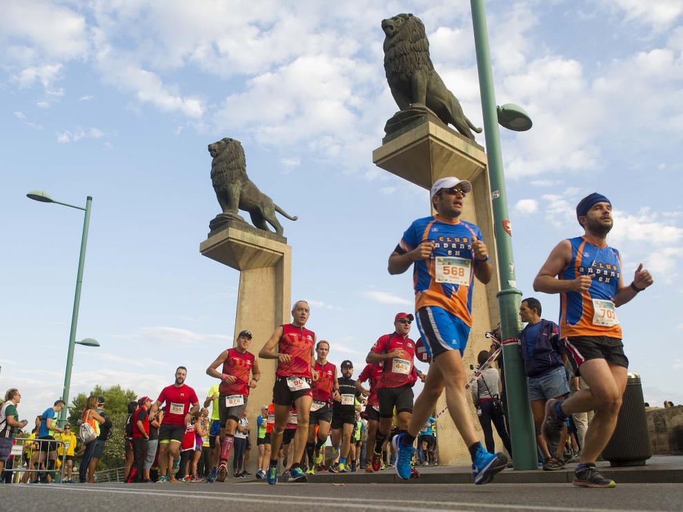 Alimentacion para entrenar una maraton